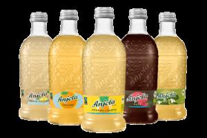 Anjola, die Ananas-Limonade
