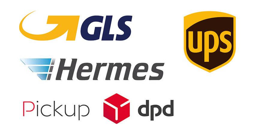 Paketdienst-UNTERENSINGEN dpd PickUp-Station GLS PaketShop HERMES PaketShop UPS