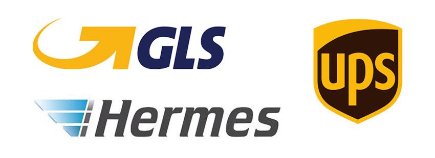 GLS, Hermes, UPS, Paketannahme und Abholung in Unterensingen